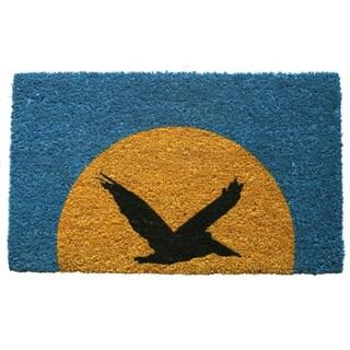 Flying Pelican Coir Doormat