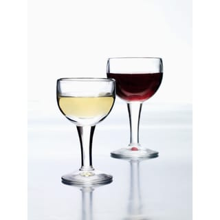 La Rochere 'Ballon' Decor 4.5-oz Red Wine Glasses (Set of 6)