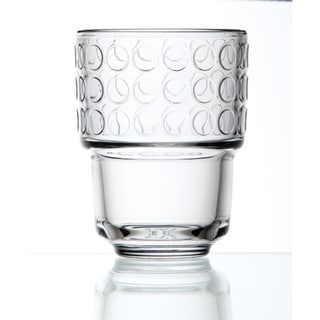 La Rochere 'Rondo' Decor 8.25-oz Water Glasses (Set of 6)