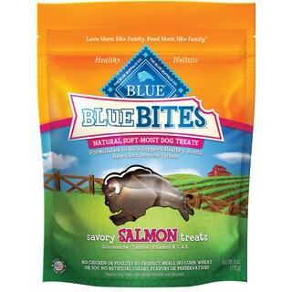 Blue Buffalo Salmon Dog Bites (6-ounce)