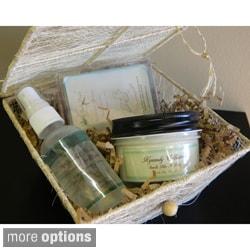 The Bath Place Home Fragrance Kit
