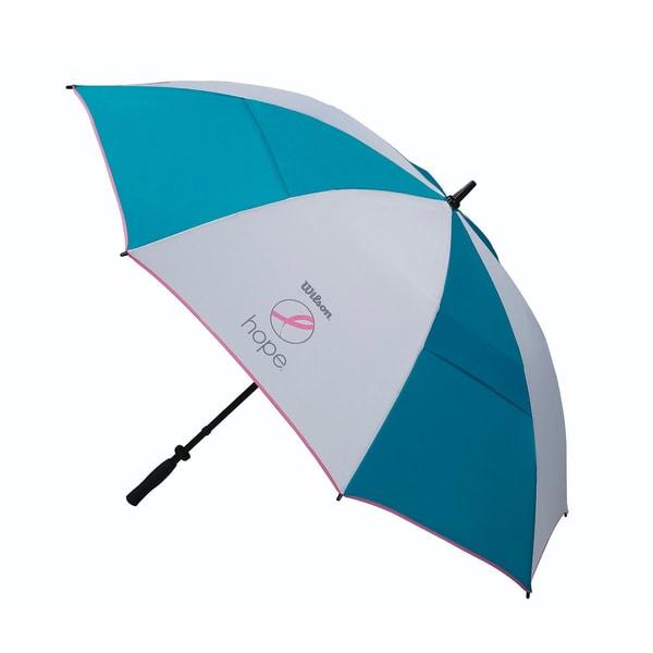 Wilson 'Hope' 62-inch Golf Umbrella