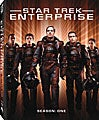 Star Trek: Enterprise The Complete First Season (Blu-ray Disc)