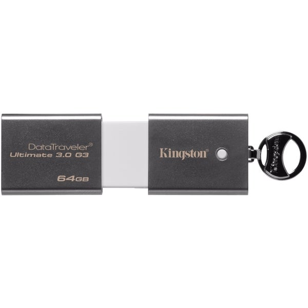 Kingston 64GB USB 3.0 DataTraveler Ultimate G3 (Read 150MB/s, Write 7