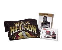 Willie Nelson - Threads + Grooves