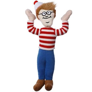 Multipet International 'Where's Waldo' Pet Toy