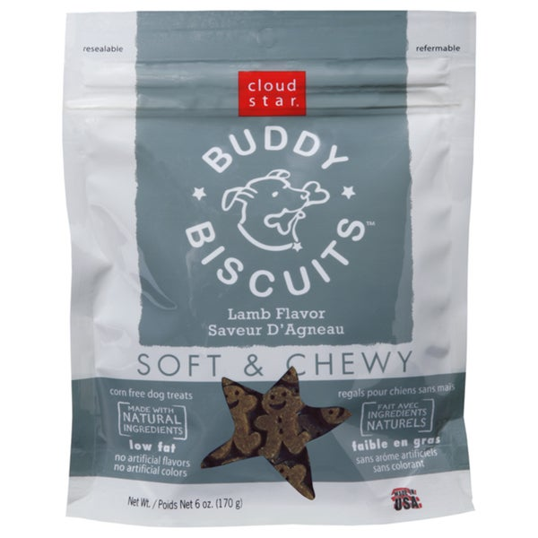 Cloud Star Buddy Biscuits Lamb Flavor