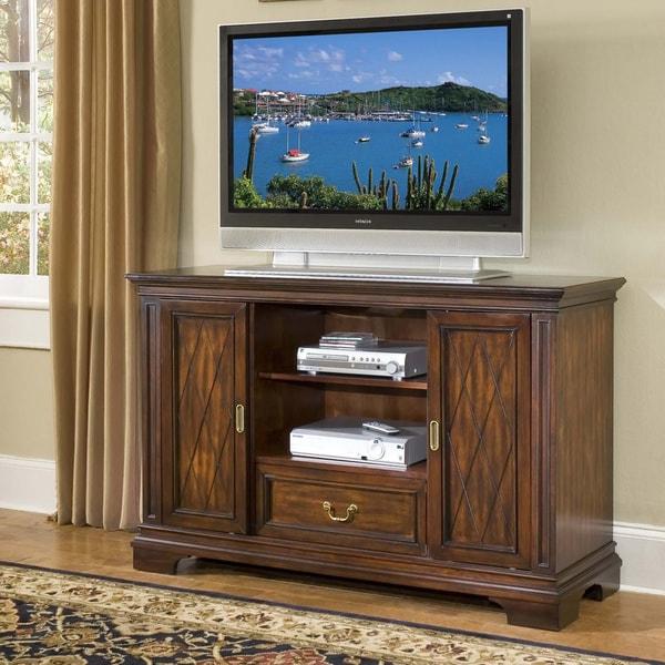 Home Styles Windsor Cherry TV Credenza