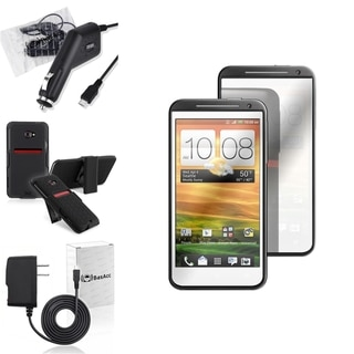 BasAcc Case/ Screen Protector/ Chargers for HTC EVO 4G LTE