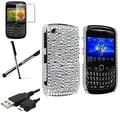 BasAcc Case/ Screen Protector/ Cable/ Stylus for BlackBerry Curve 8520