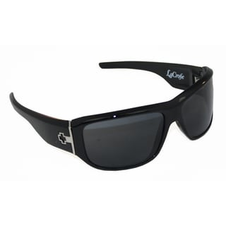 Spy Optic Men's 'LaCrosse' Black Square Sunglasses