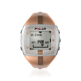 Polar Fitness Monitor FT4 Bronze 90039179