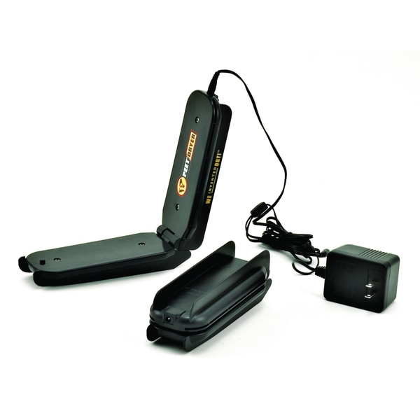 Peet Portable Black Boot Dryer with Power Adapter