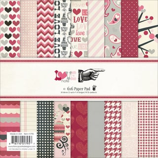 Love Note Paper Pad 6