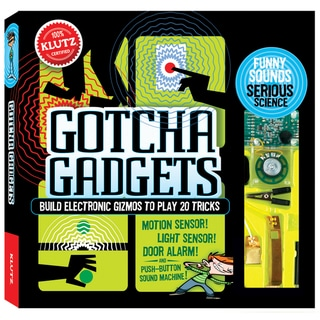 Gotcha Gadgets Book Kit-