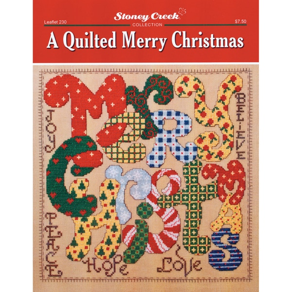 Stoney Creek-A Quilted Merry Christmas