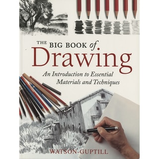 Watson-Guptill Books-The Big Book Of Drawing
