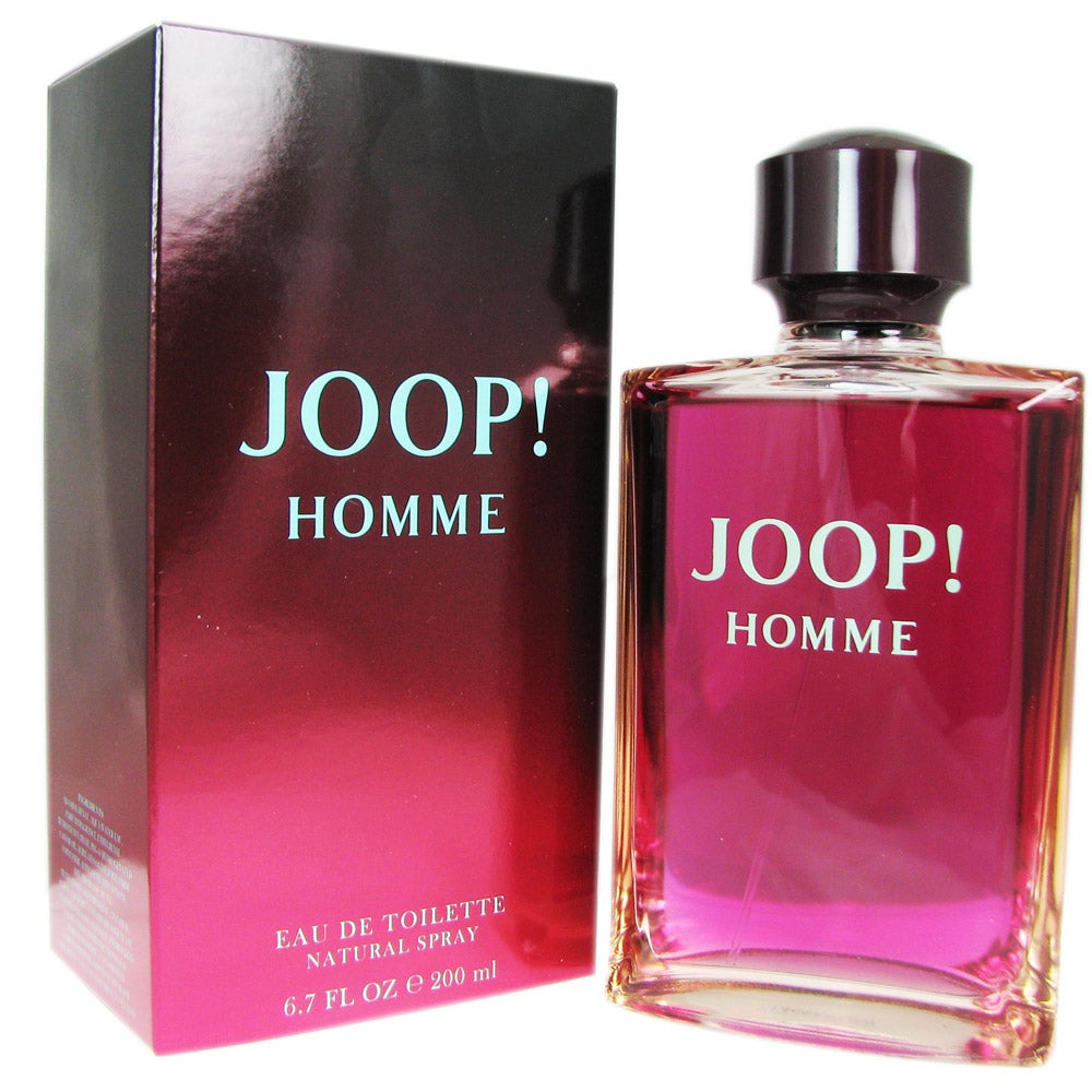 joop homme men 39 s 6 7 ounce eau de toilette spray. Black Bedroom Furniture Sets. Home Design Ideas