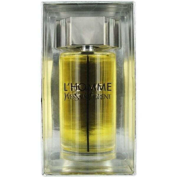 YSL 'L'Homme' Men's 6.7-ounce Eau de Toilette Spray