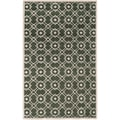 Hand-tufted Schagen Green Wool Rug (3'3 x 5'3)