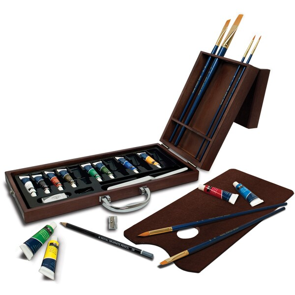 Premier Easel Set-Acrylic Painting