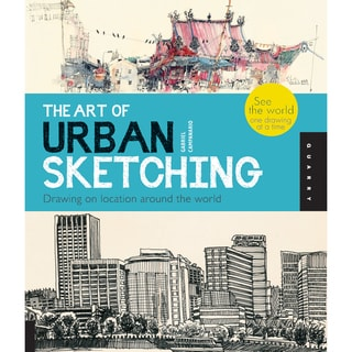 Quarry Books-The Art Of Urban Sketching