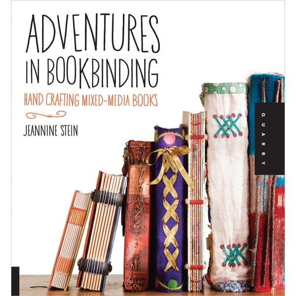 Quarry Books-Adventures In Bookbinding
