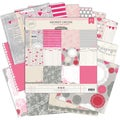 Secret Crush Double-Sided Paper Pack 12&quot;X12&quot; 24/Sheets-12 Designs/2 Each