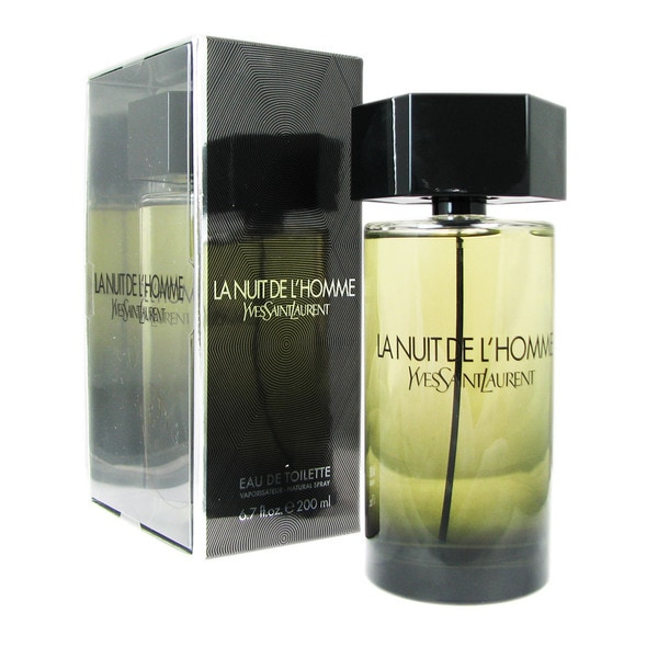 Yves Saint Laurent 'La Nuit de l'Homme' Men's 6.7-ounce Eau de Toilette Spray