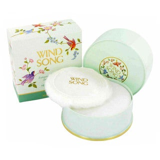 Prince Matchabelli Wind Song Women's 4-ounce Dusting Powder