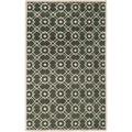 Hand-tufted Schagen Green New Zealand Wool Rug (2' x 3')