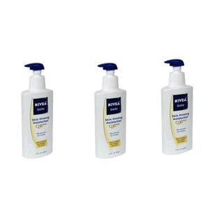 Nivea Q10 Plus Skin Firming 13.5-ounce Body Moisturizer (Pack of 3)