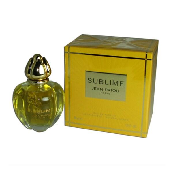 Jean Patou 'Sublime' Women's 1.6-ounce Eau de Parfum Spray