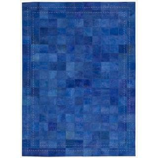 Barclay Butera Leather Ink Medley Rug (5'3 x 7'5) by Nourison