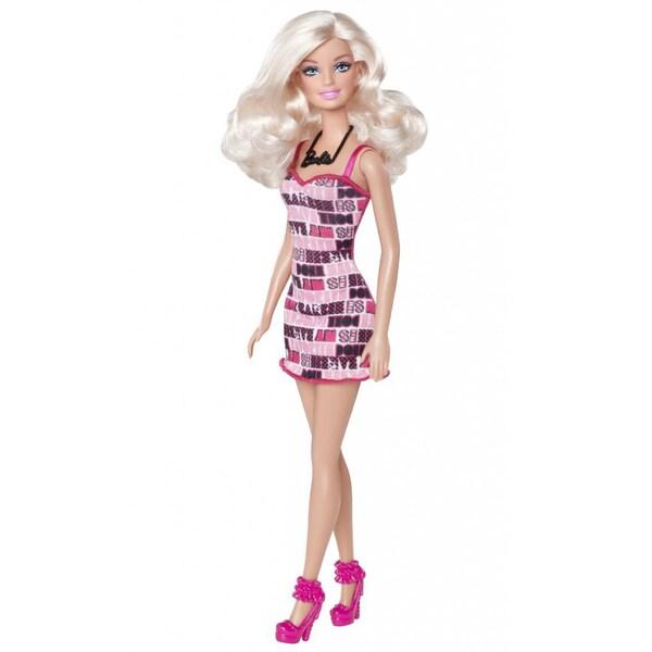 Barbie Doll - Words Dress