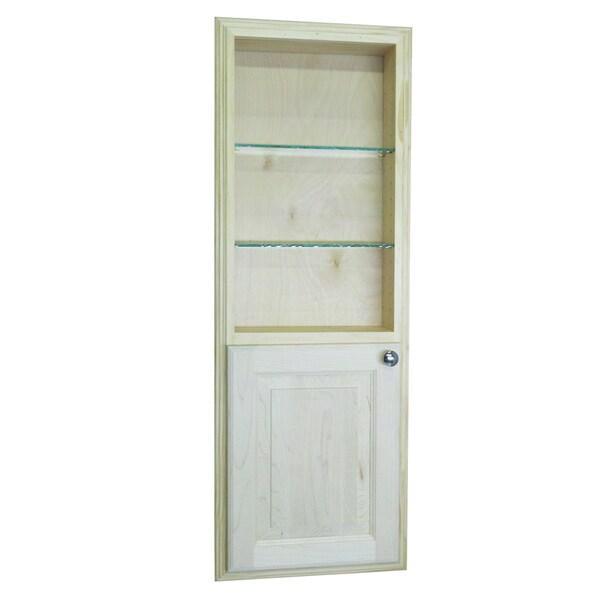 42-inch Recessed Baldwin Medicine Storage Cabinet