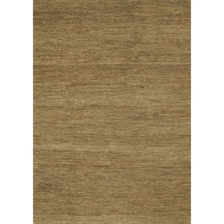 Hand-woven Natura Earth Jute Rug (3&#39;6 x 5&#39;6)