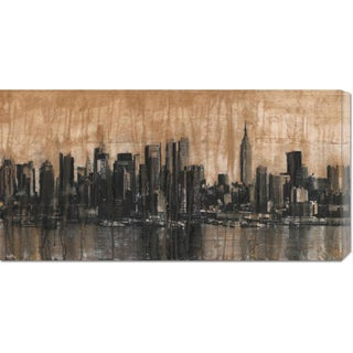 Dario Moschetta 'NYC Skyline 1' Stretched Canvas