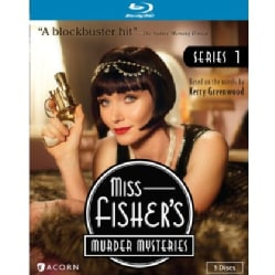 Miss Fisher's Murder Mysteries, Series 1