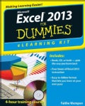 Excel 2013 for Dummies eLearning Kit