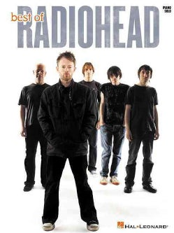 Best of Radiohead: Piano Solo (Paperback)