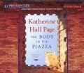 The Body in the Piazza: A Faith Fairchild Mystery (CD-Audio)