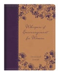 Whispers of Encouragement for Women Devotional Journal (Paperback)
