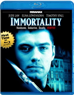 Immortality (Blu-ray Disc)