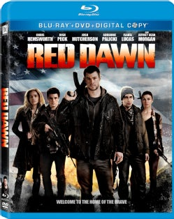 Red Dawn (Blu-ray/DVD)