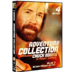 Adventure Collection 4 Movie Pack (DVD)
