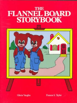 The Flannel Board Storybook (Paperback)