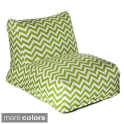 Chevron indoor/ Outdoor Beanbag Chair