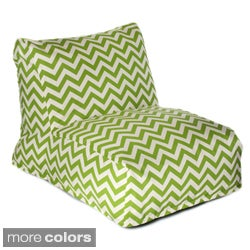 Chevron Outdoor Beanbag Chair