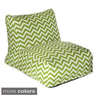 Chevron indoor/ Outdoor Beanbag Chair